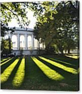 Arlington Memorial Amphitheater Canvas Print