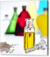 Aromatherapy Oils Canvas Print
