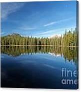 Arrowhead Reflection Canvas Print