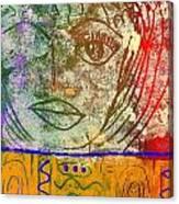 Art   Always Remember Truth Canvas Print