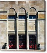 Art Deco 12 Canvas Print