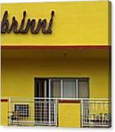 Art Deco Miami 7 Canvas Print