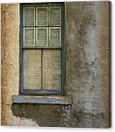 Art Of Decay Canvas Print