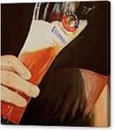 Art Of Erdinger Canvas Print