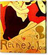 Art Poster Canvas Print