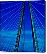 Arthur Ravenel Jr Bridge IIi Canvas Print
