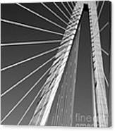 Arthur Ravenel Jr.bridge Canvas Print