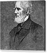 Arthur Tappan (1786-1865) Canvas Print