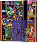 Stirrings Of Emunah Six Canvas Print
