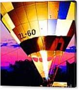 Ascension Zl 60 Canvas Print