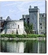 Ashford Castle, Lough Corrib, Co Mayo Canvas Print