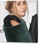 Ashley Olsen At Arrivals For The Canvas Print
