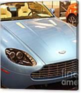 Aston Martin Db9 Convertible . 7d9622 Canvas Print