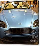 Aston Martin Db9 Convertible . 7d9623 Canvas Print