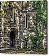 At Princeton  Canvas Print