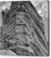At Red Rock Canvas Print