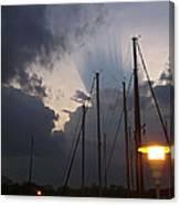 Atmospheric Phenomenon Canvas Print