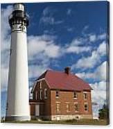 Au Sable Lighthouse 5 Canvas Print