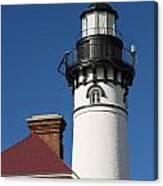 Au Sable Lighthouse 6 Canvas Print