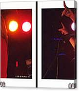 Audio Outlaws - Cross Your Eyes And Focus On The Middle Image Canvas Print