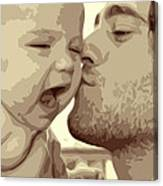 Audrey And Troy II Canvas Print