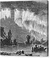 Aurora Borealis, 1868 Canvas Print