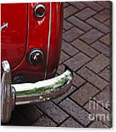 Austin Healey Canvas Print