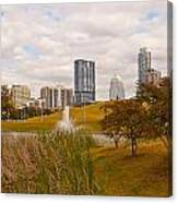 Austin Texas Skyline Canvas Print