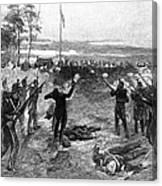 Australia: Rebellion, 1854 Canvas Print