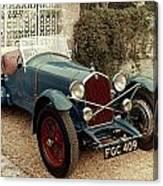 Auto: Alfa-romeo, 1933 Canvas Print
