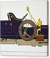 Auto: Rolls-royce, 1908 Canvas Print