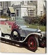 Auto: Rolls-royce, 1909 Canvas Print