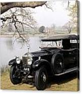 Auto: Rolls-royce, 1925 Canvas Print