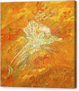Autum Angel Canvas Print