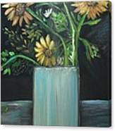 Autumn Bouquet Canvas Print