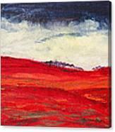 Autumn Hills 01 Canvas Print