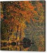 Autumn Scenic Canvas Print