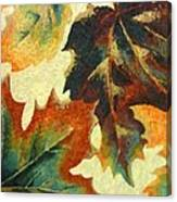 Autumn Soon Canvas Print
