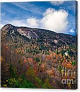 Autumn Summit Canvas Print