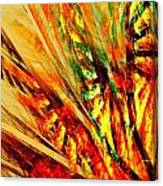 Autumn Sunshine Series-2 Canvas Print