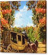 Autumn's Essence Canvas Print