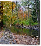 Autumn's Splendor Canvas Print