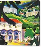 Auvergne France Canvas Print