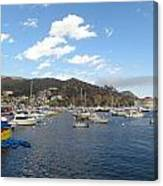 Avalon Bay Catalina Island Canvas Print