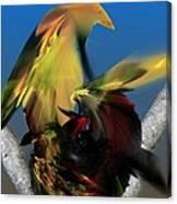 Avian Dreams Series 1-1311 Canvas Print