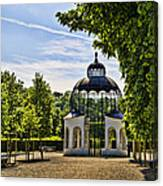 Aviary At Schonbrunn Palace Canvas Print