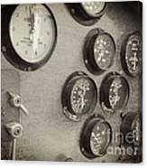 Aviation History Canvas Print