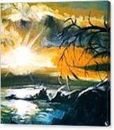 Awaken Canvas Print
