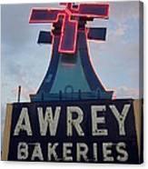Awrey Bakeries Outlet Store Canvas Print