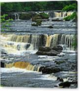 Aysgarth Falls Wensleydale Canvas Print